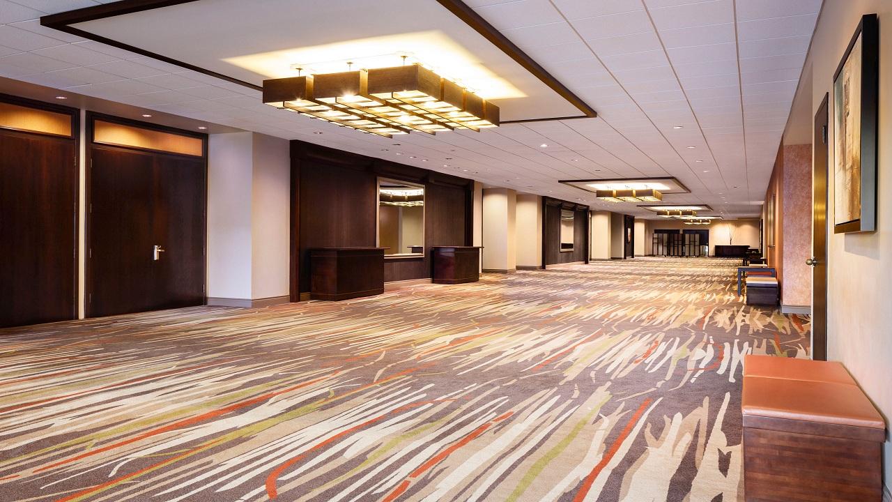 Fourth Floor Foyer